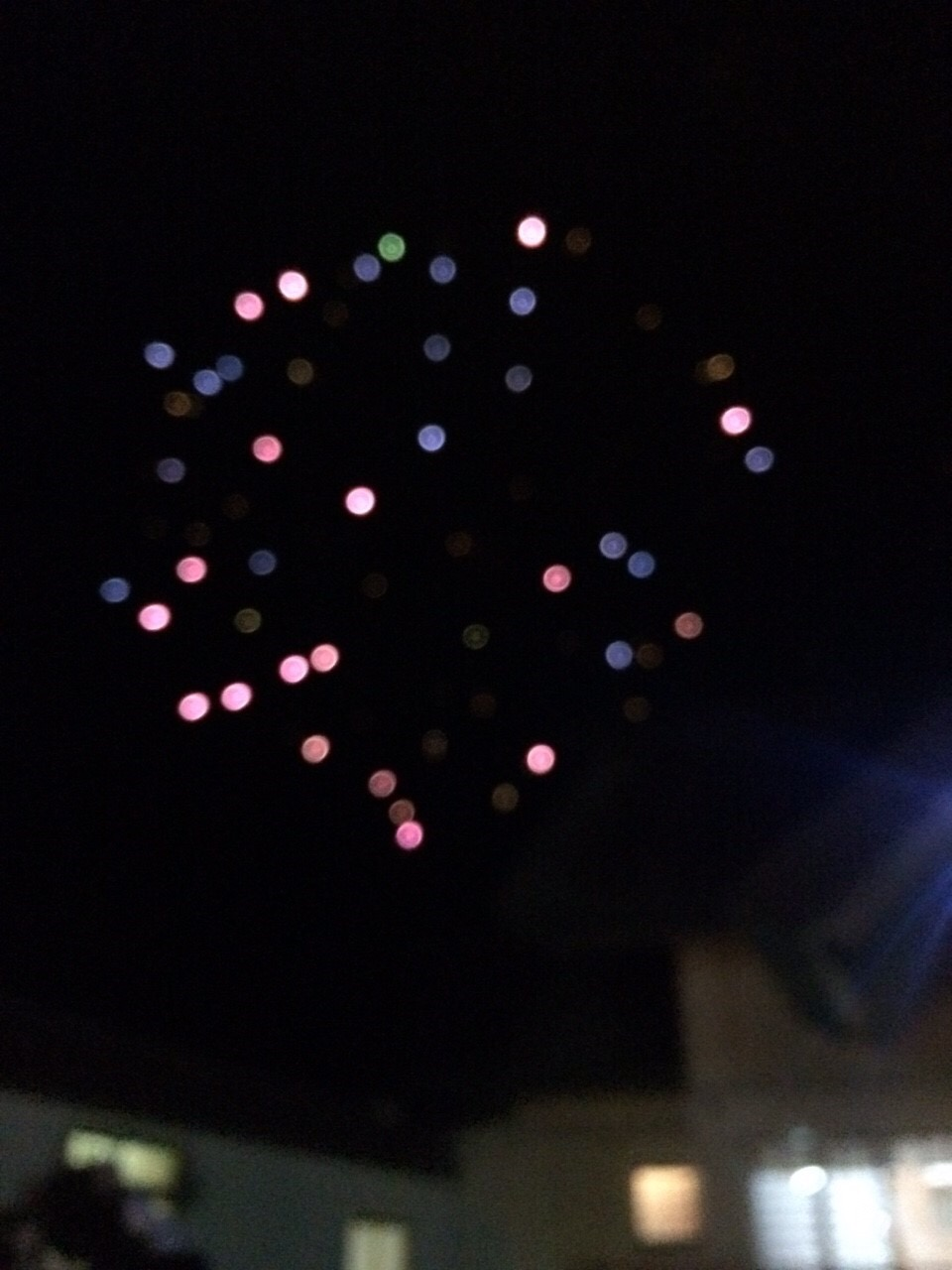 北海道の花火大会こと「長万部の花火」をお届けします