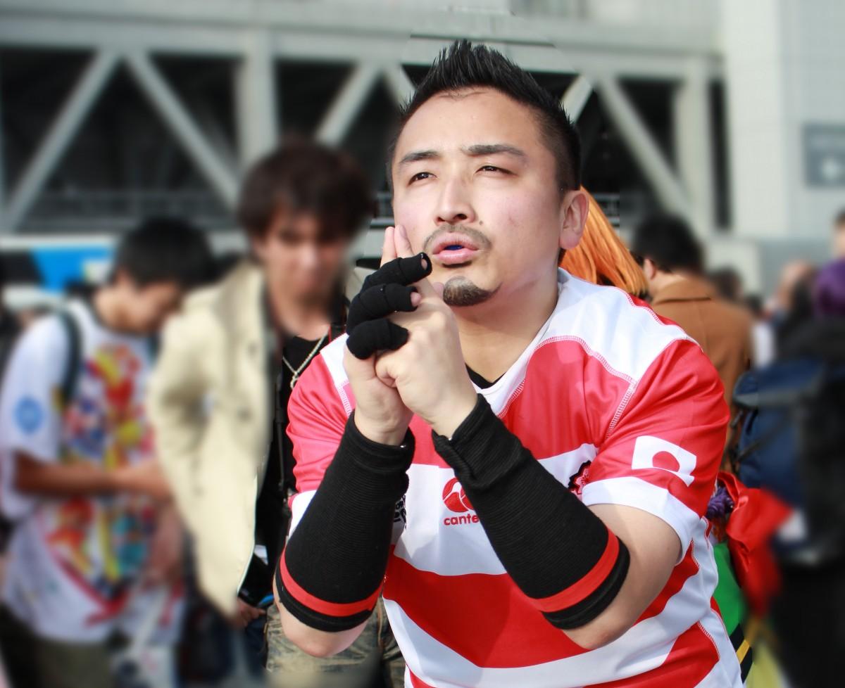 【C89続報】五郎丸登場?!おもしろコスプレ画像まとめ【冬コミケ】